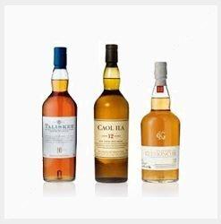 Whisky regions