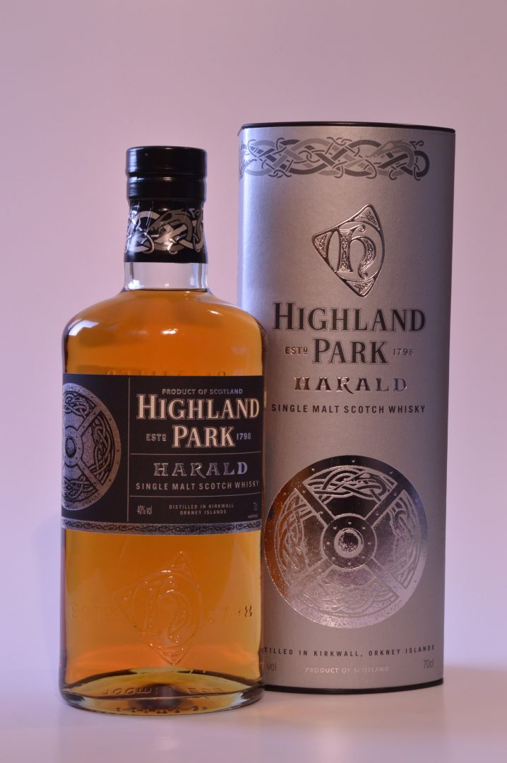 3fc1166f867 Highland Park Harald The Warrior Series exclusive for Travel Retail -  Luxembourgish Cask Selection