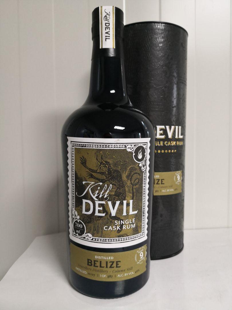 kill-devil-belize-2007