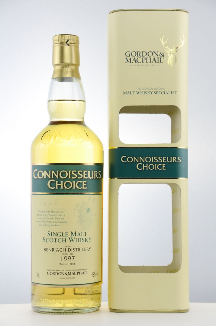 benriach-1997-old-connoisseurs-choice