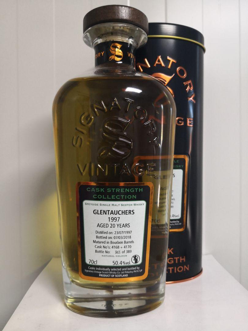 glentauchers-1997-signatory-vintage-cask-strength-collection